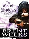 The Way of Shadows (eBook): Night Angel Trilogy, Book 1